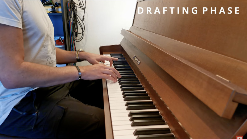 Drafting - How to finish songs faster