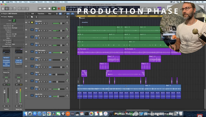Production - How to finish songs faster