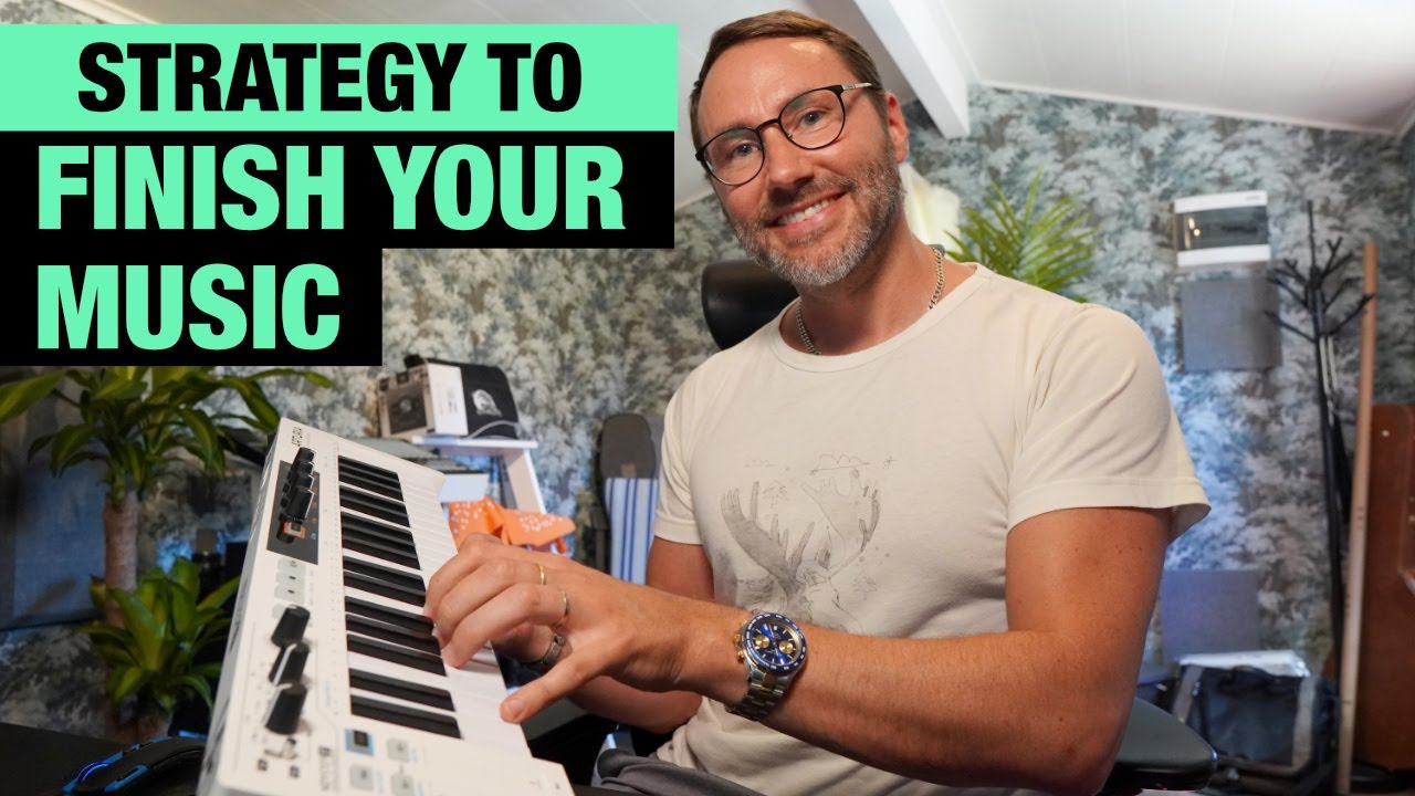 How to finish songs faster